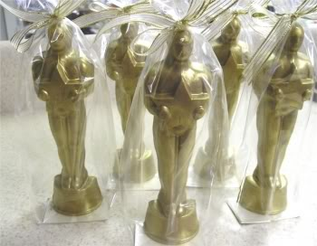 Oscar Style Statue Party Theme