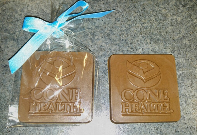 Cone Health Chocolates