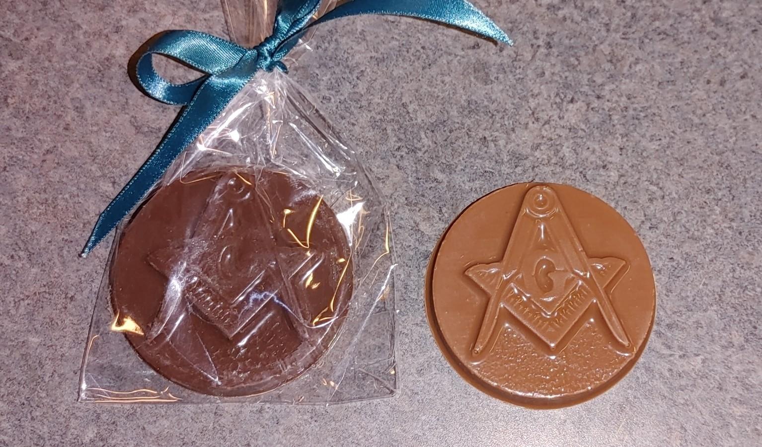 Masonic Lodge piece